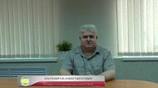Президент ассоциации массажистов РБ - Хантемиров А